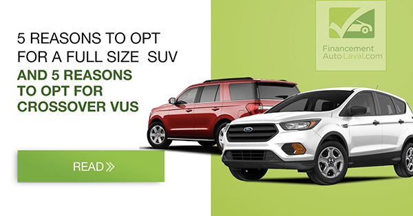 How To Choose a SUV?