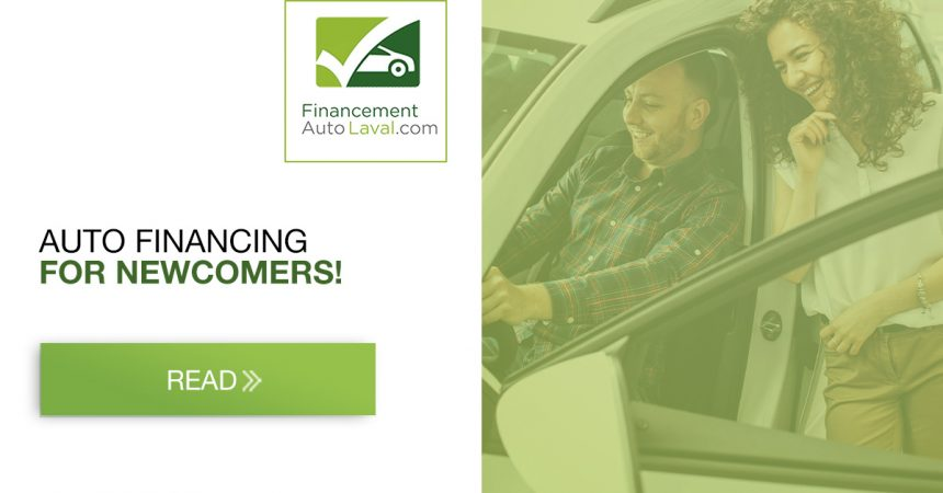 Auto Financing for Newcomers
