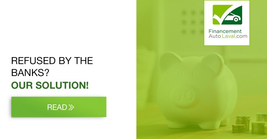 Rejected by the Bank? Get our In-House Financing Solutions!