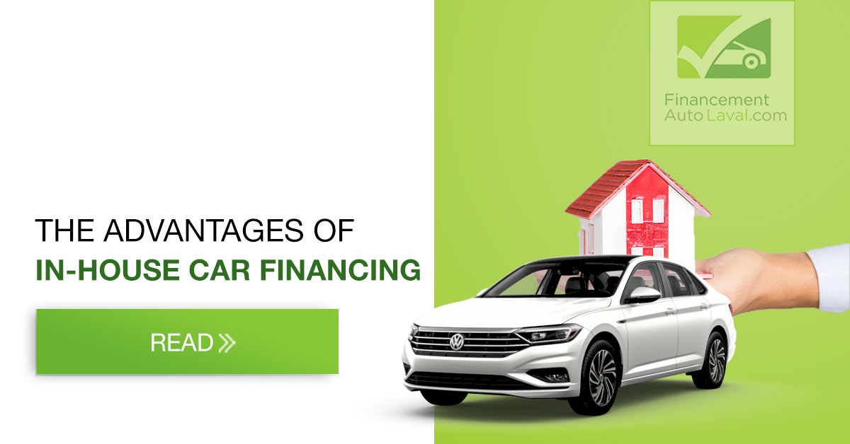 The Advantages of In-house Car Financing
